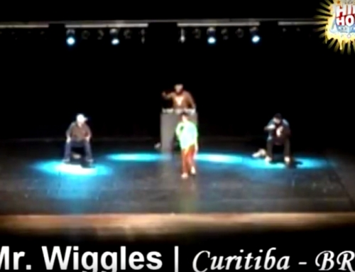 FIH2 2008 | Abertura – Mr. Wiggles