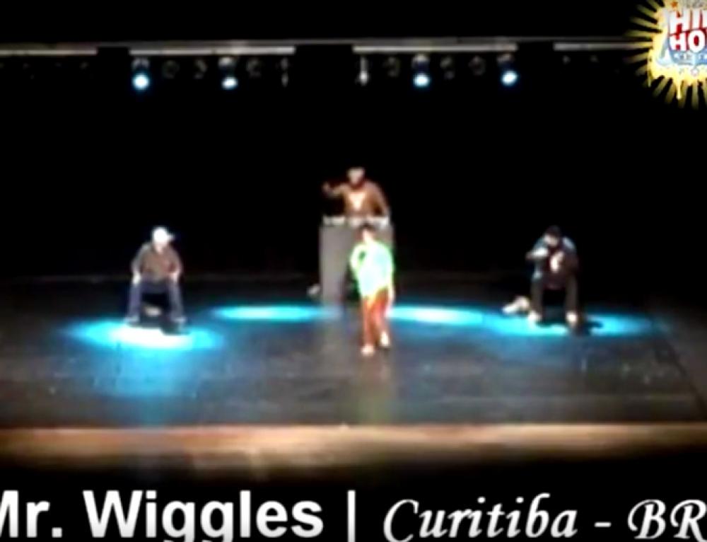 FIH2 2008   Abertura – Mr. Wiggles