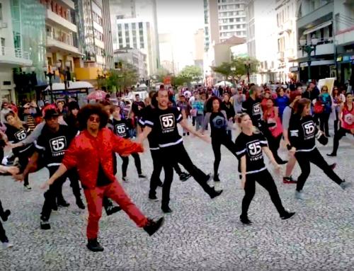 FIH2 2015 | Flashmob Michael Jackson