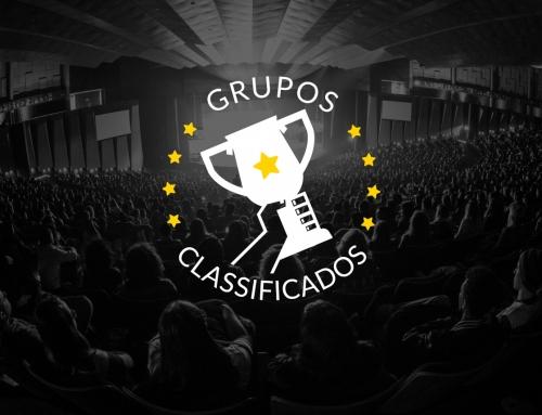 Saiu! Grupos Classificados 2016 (atualizado)