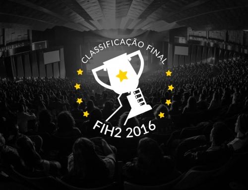 Saiu! Classificação FIH2 2016