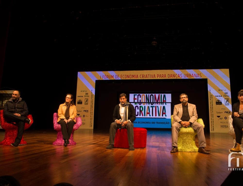 I Forum Brasileiro de Economia Criativa para as Danças Urbanas